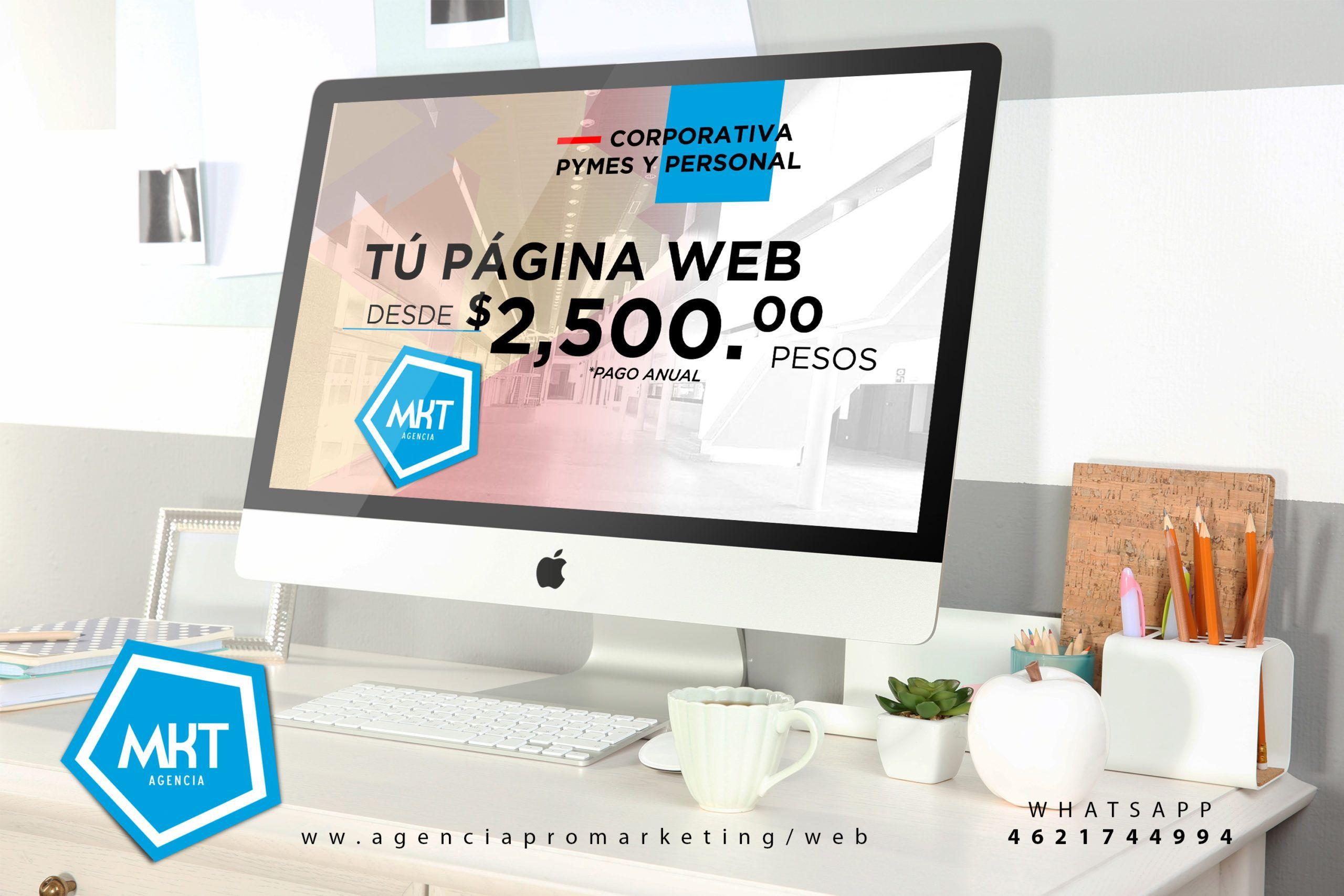 web pagina